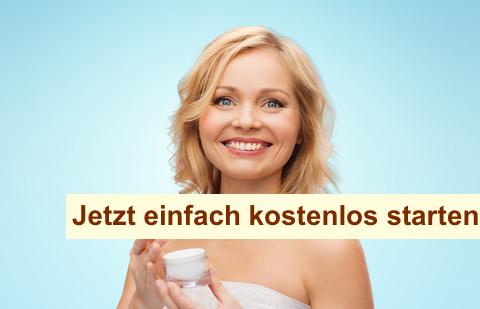 Arbeiten von Zuhause Berlin - Kosmetik Nebenjob